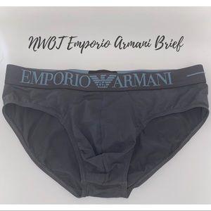 NWOT Emporio Armani Brief